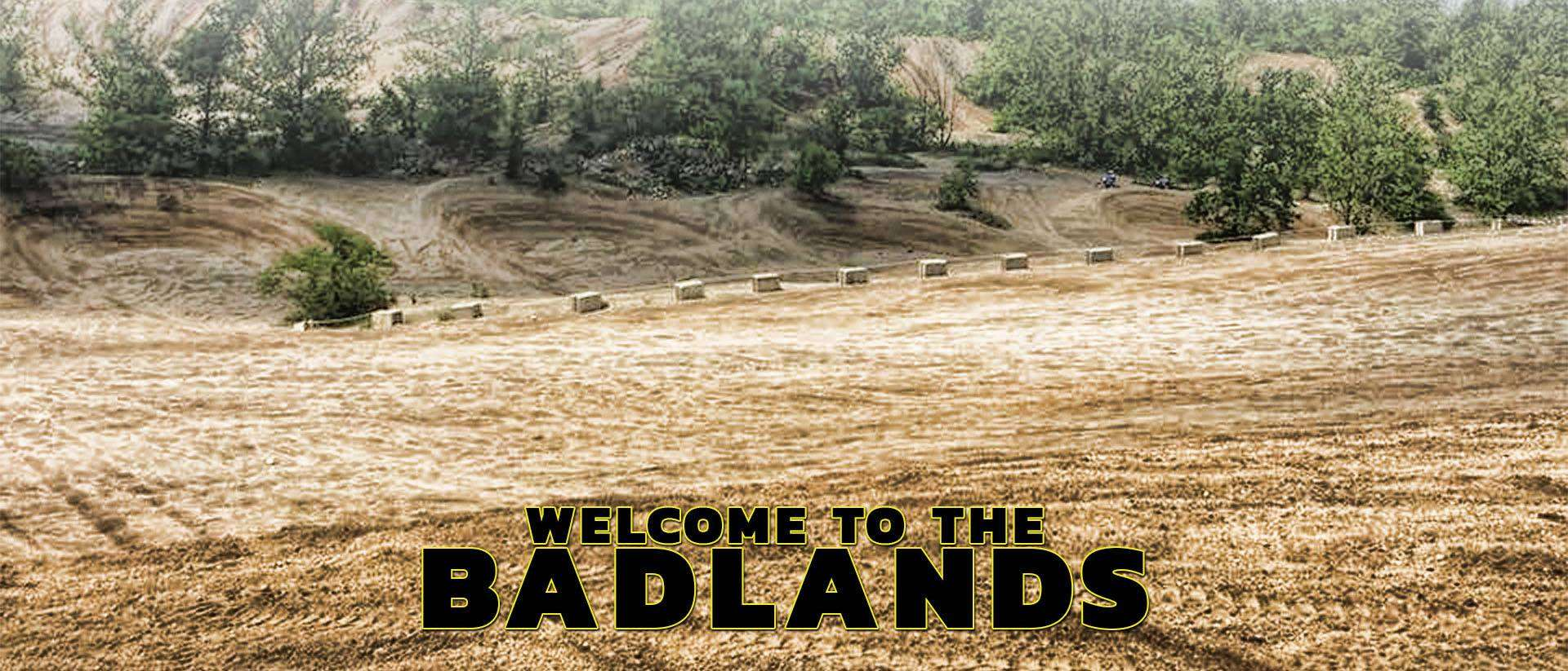 Badlands Off Road Park is located in Attica, IN | Welcome to the Badlands!