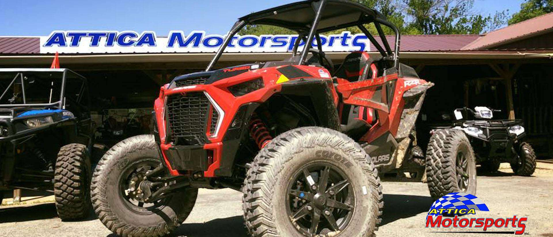 Attica Motorsports is located at Badlands Off Road Park in Attica, IN