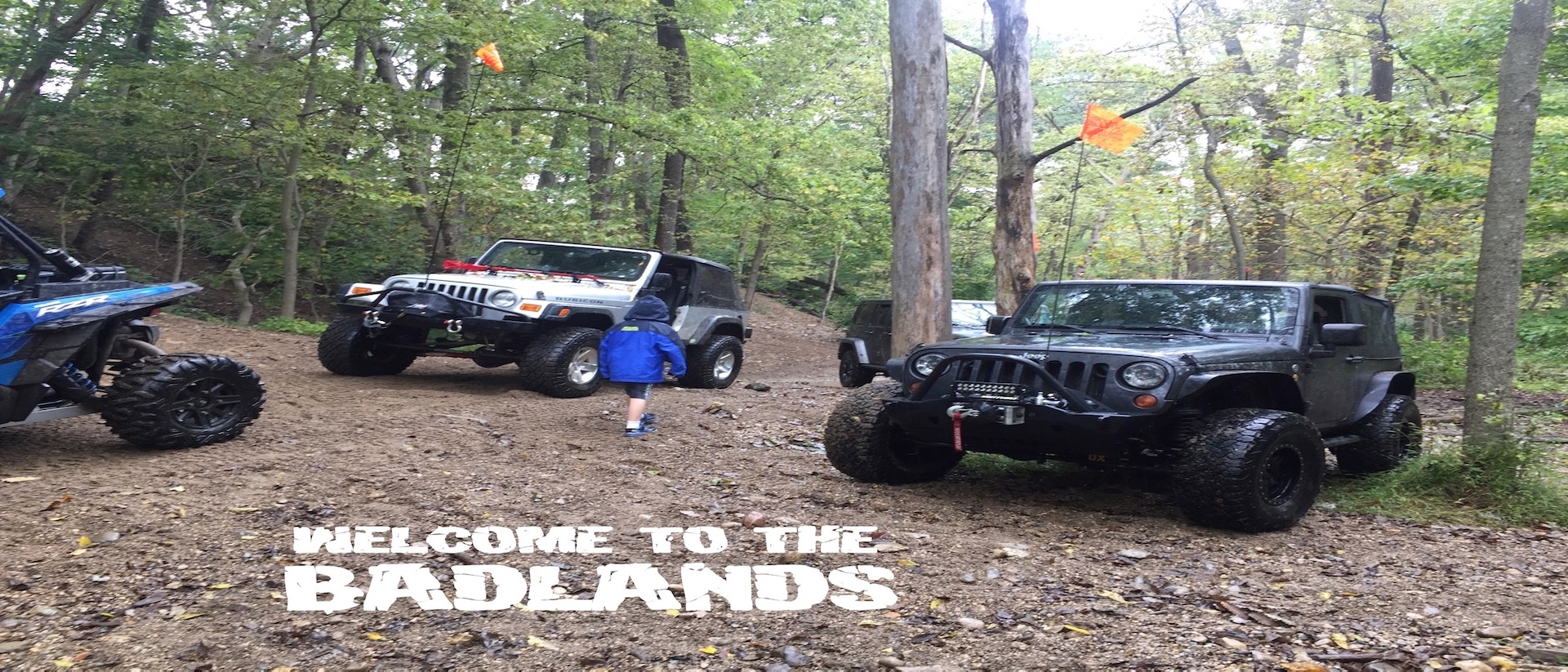 Badlands Off Road Park is located in Attica, IN - shop our