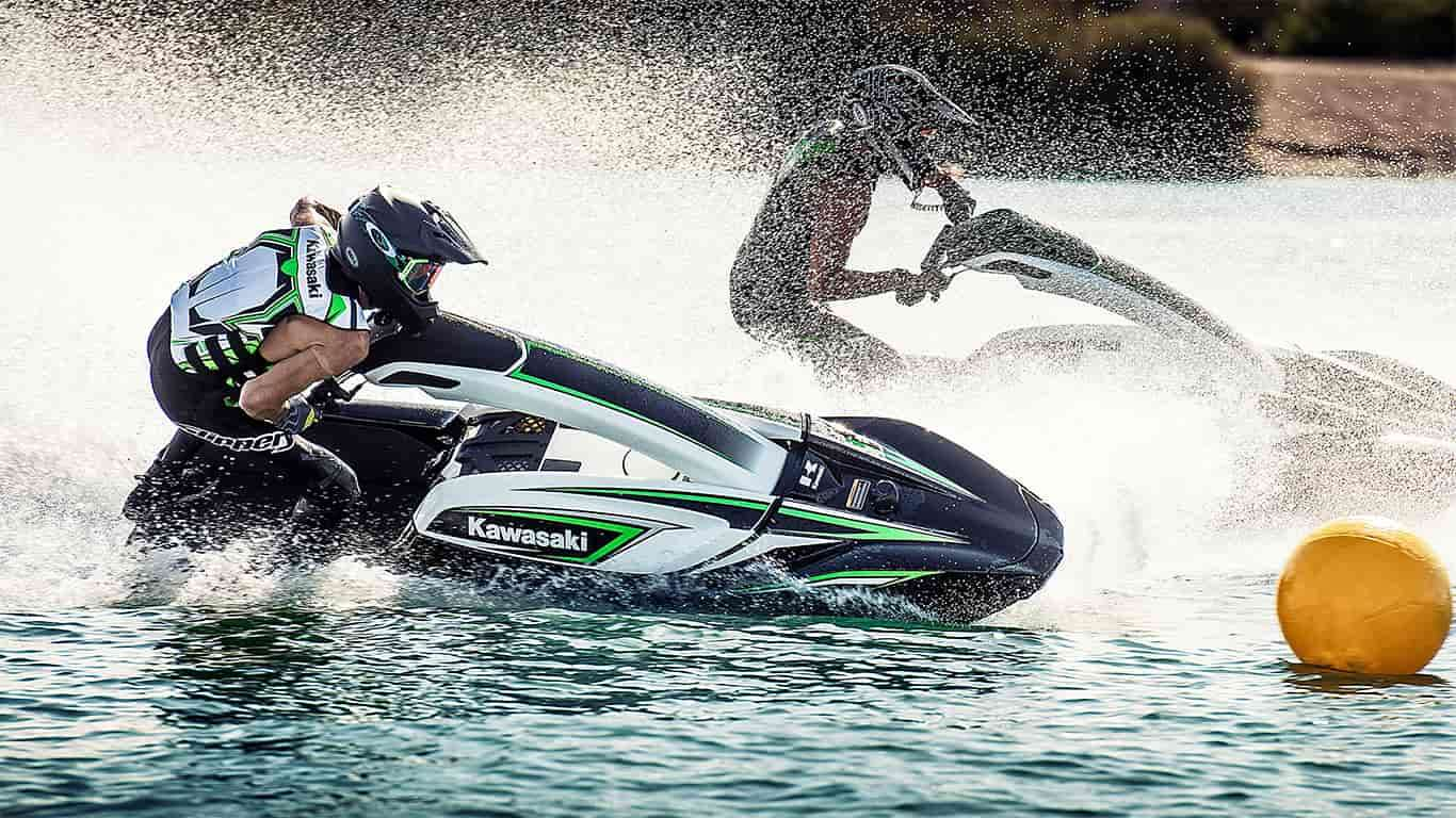 Kawasaki Watercraft are available at VanDerZee Motorplex | South Haven, MI