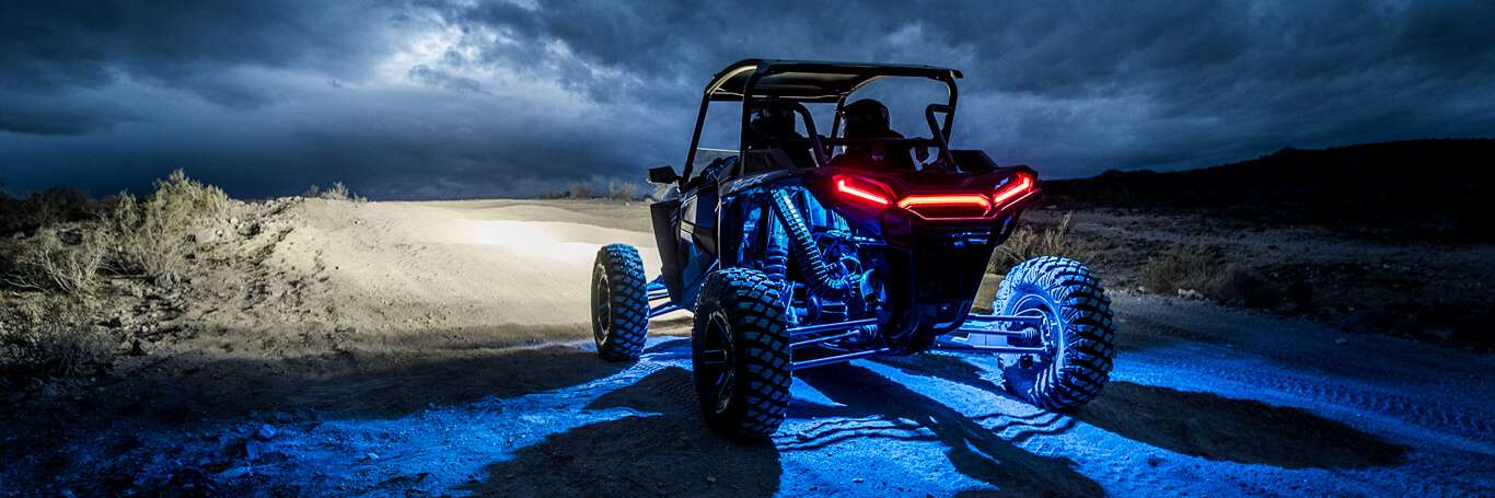 Shop Polaris UTVs at Kirby's Super Sports