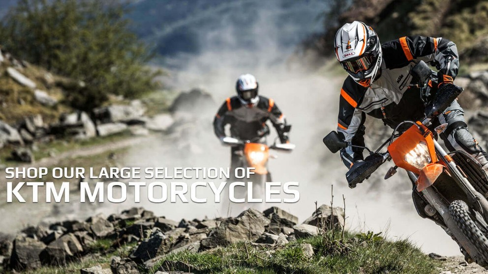 Shop KTM Motorcycles at Waynesburg Yamaha