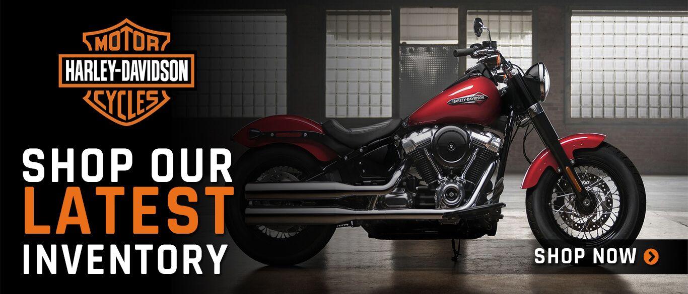 Shop New Inventory at Harley-Davidson of Columbia