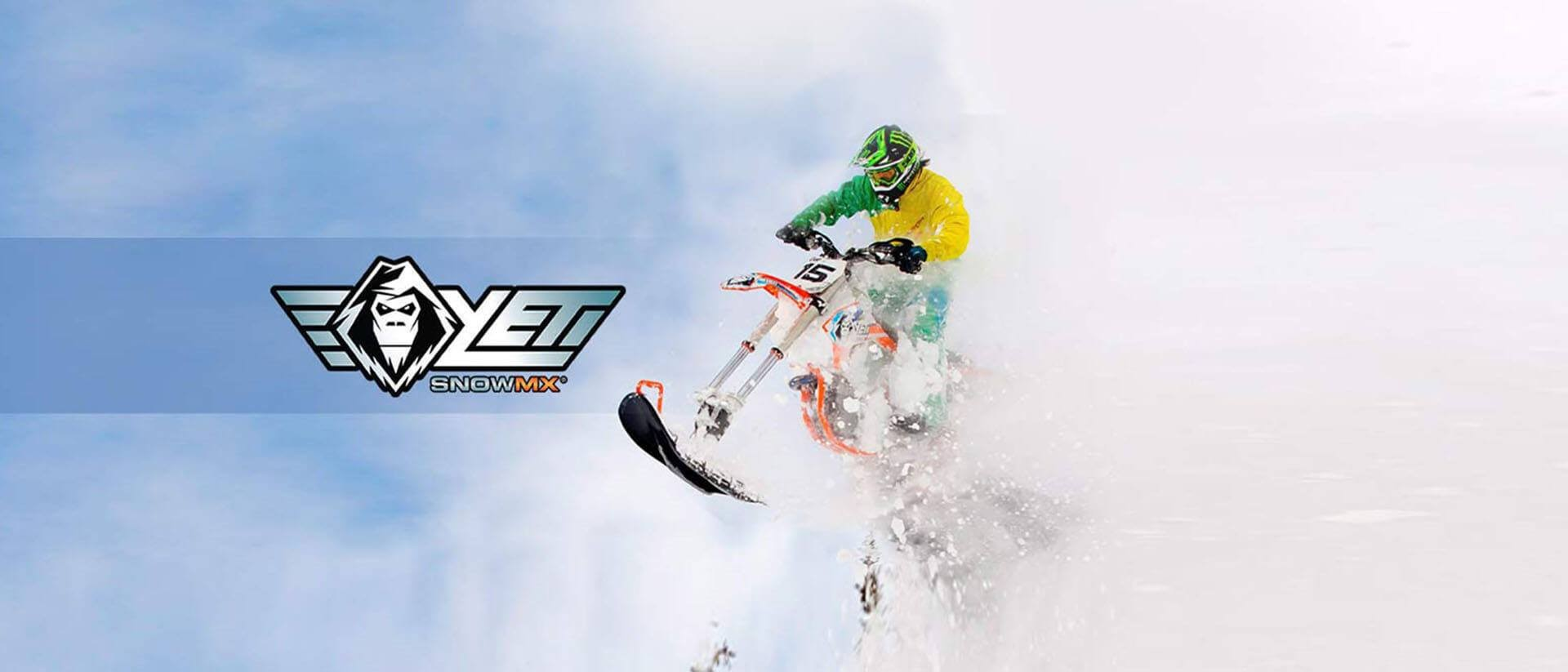 Shop Yeti Snow MX - Available at Carson Motorsports in Carson City, NV