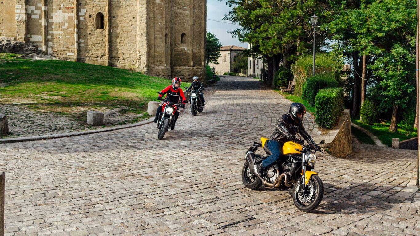 Ducati bikes for sale at KFG Motorsports.