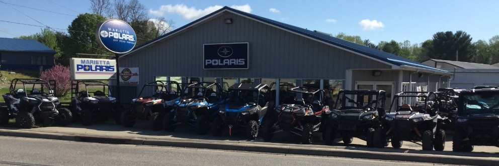 Marietta Polaris | We are located in Marietta, Ohio & specialize in