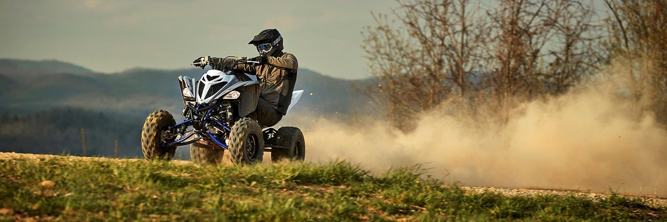 Shop Yamaha ATVs at Starr Cycle Inc.