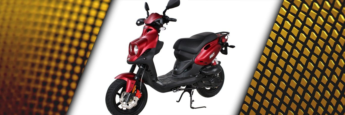 Shop Genuine Scooters at Starr Cycle Inc.