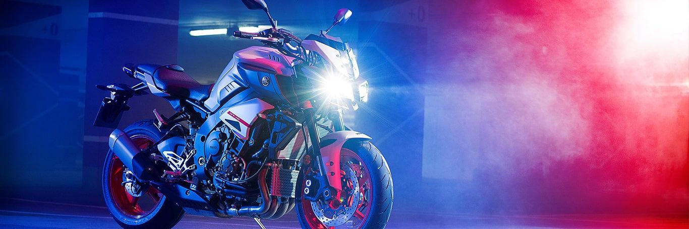 Explore the Yamaha MT-10 at Starr Cycle Inc.