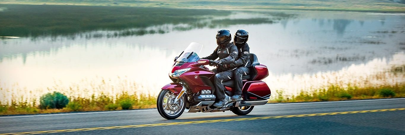 Explore the Honda Goldwing Motorcycle at Starr Cycle Inc.