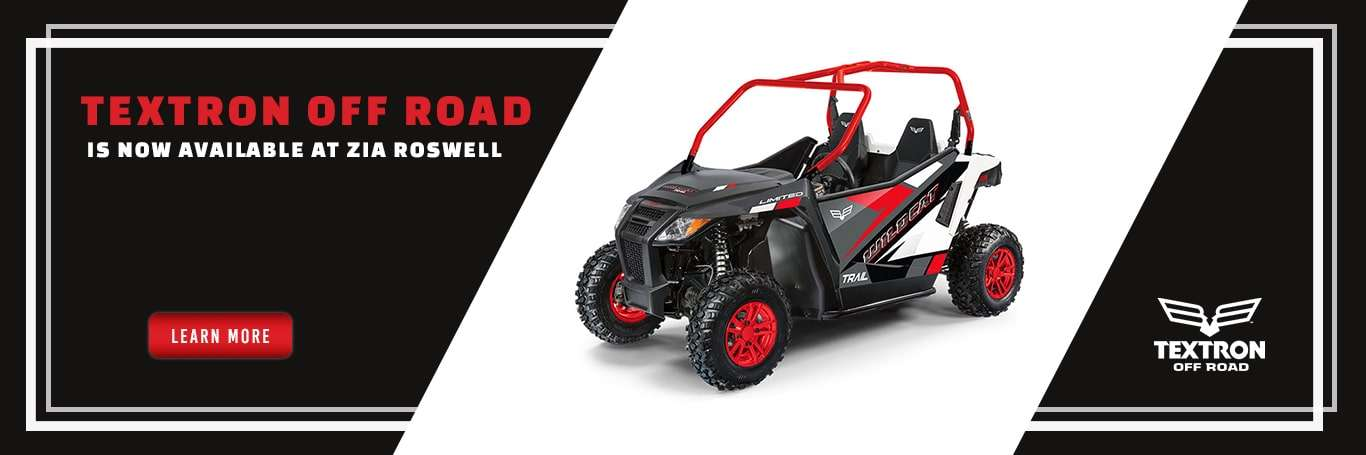 Textron Off Road is now Available