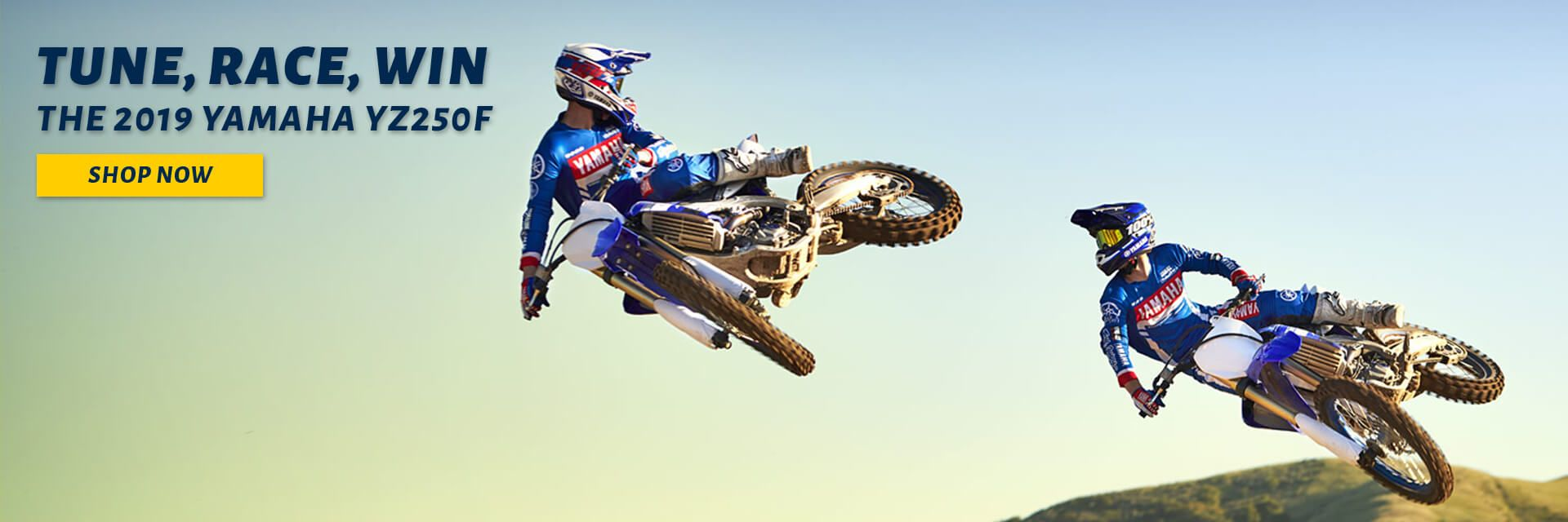 Shop Yamaha YZ250F Dirt Bikes For Sale at Harper Cycle & Marine in Hendersonville, NC