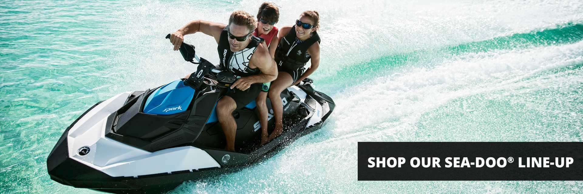 Broadway Powersports | Shop Sea-Doo Line-Up