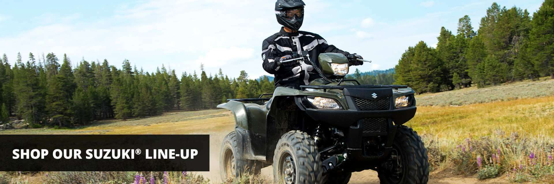 Broadway Powersports | Shop Suzuki Line-Up