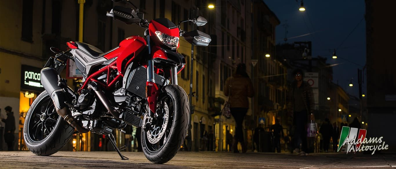 Ducati is sold at Addams Auto Cycle | Harmony, PA