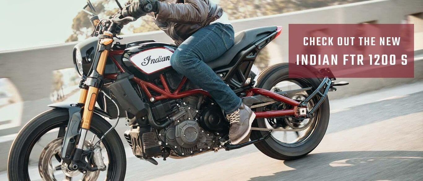 Indian Motorcycles 2019 FTR 1200 S