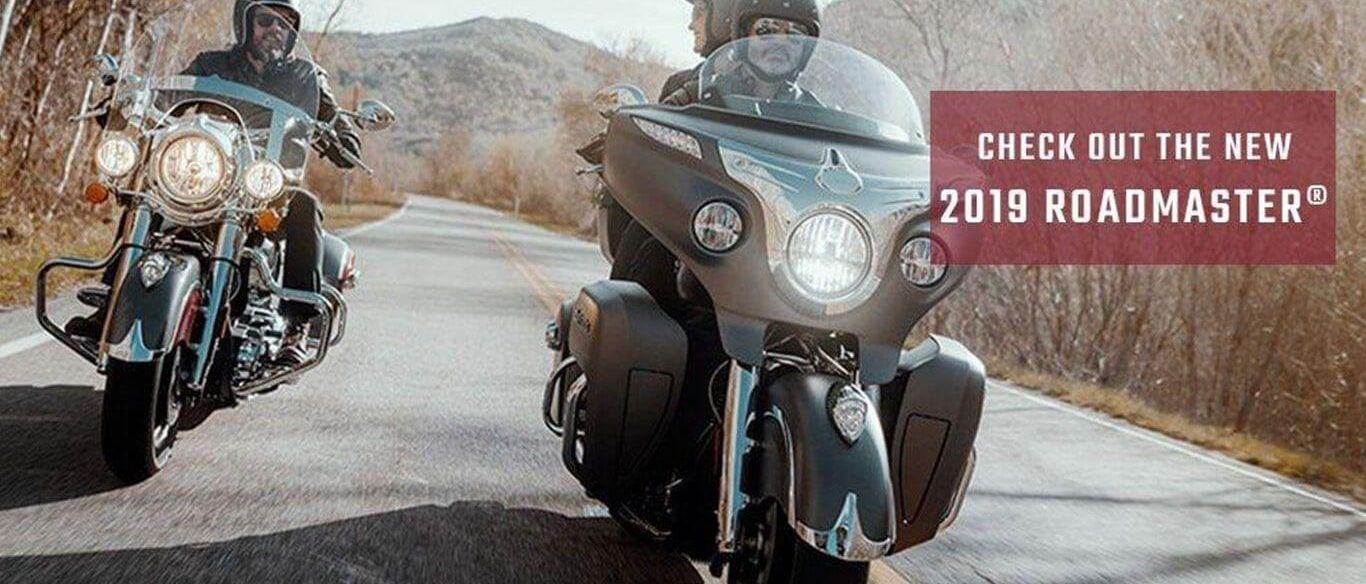 2019 Indian Motorcycles Touring