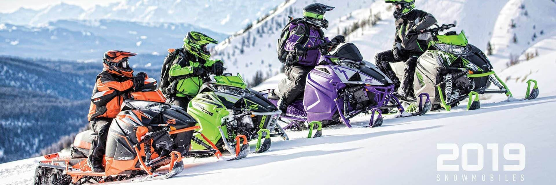 Shop the 2019 Arctic Cat Line-Up at Arctic Cat of Wausau in Rothschild, WI