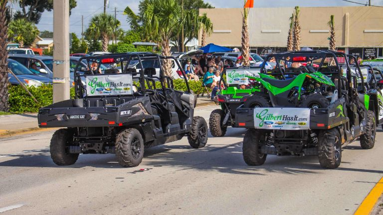 Gilbert Outdoors | Mowers, Golf Carts & More for Sale