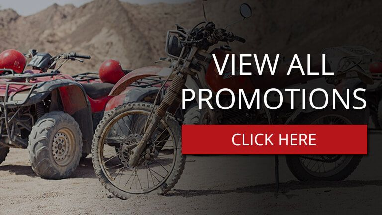 Shop Promotions at Motoworld of El Calon