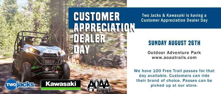 Customer Appreciation Dealer Day