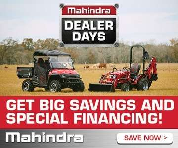 Mahindra DealerDays_300x250