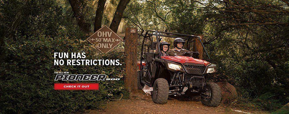 S & W Powersports   Jasper AL   Honda, Polaris, Yamaha