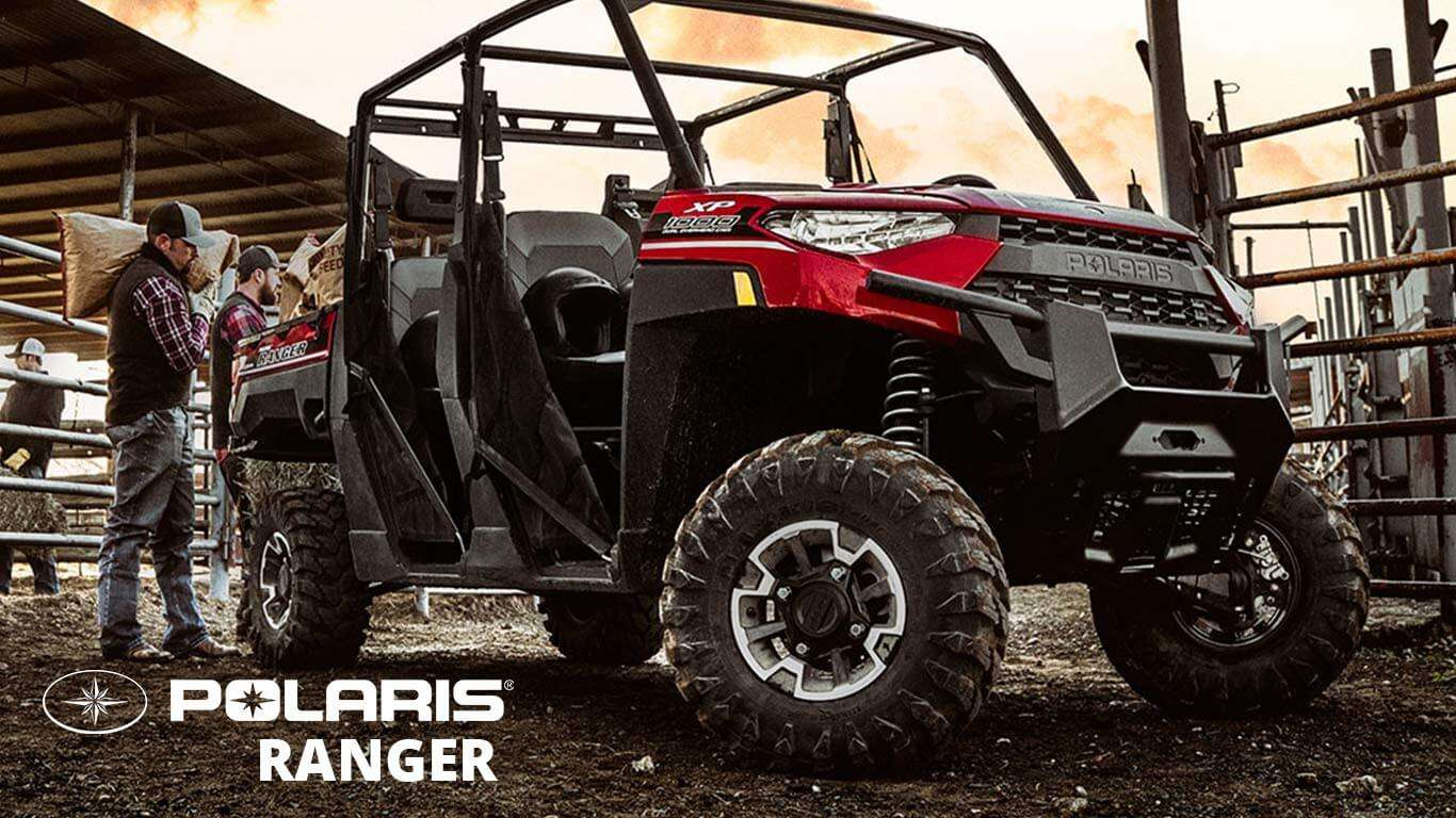 Polaris Rangers sold at Rocky Ridge Power located in Ada, OK.