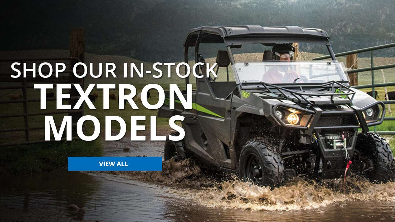 Textron Models sold at Rocky Ridge Powersports & Outdoors.