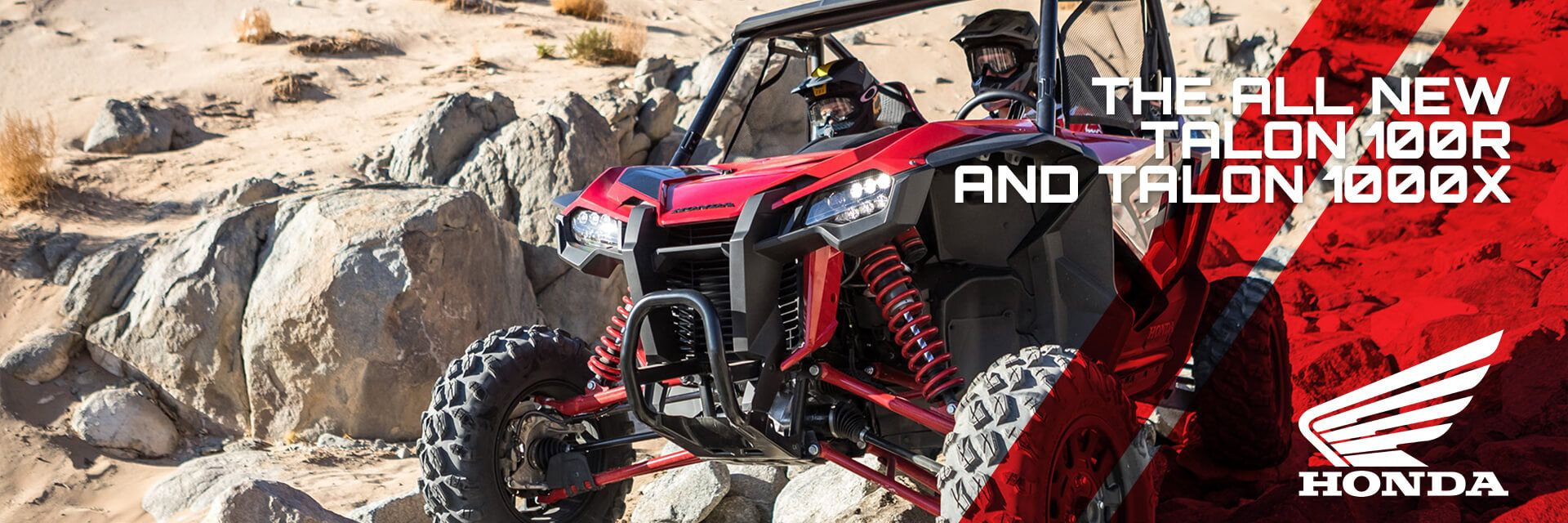 Shop the All New Honda Talon Utility Vehicles at Wilson's Powersports in Madera, CA