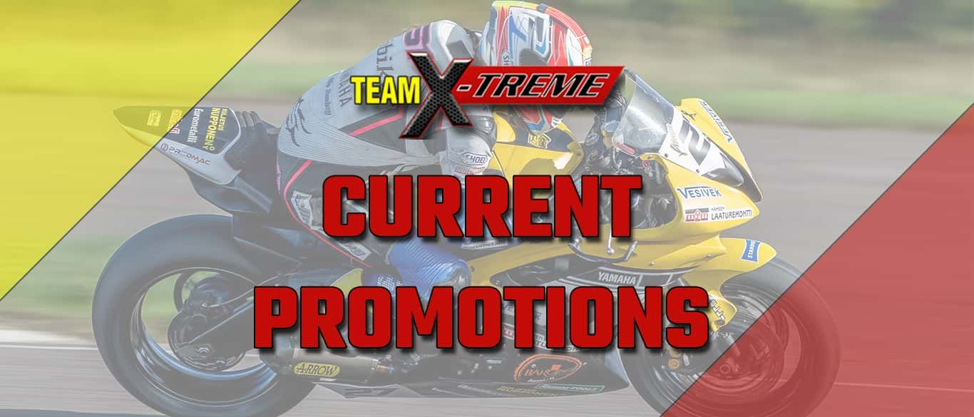Current Promotions at Team X-Treme | Houston, TX