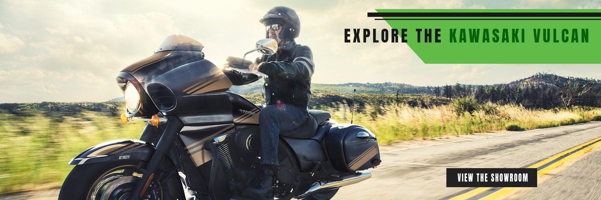Explore the Kawasaki Vulcan at Big Boyz Toys