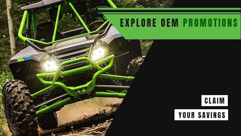 Explore OEM Promotions at Big Boyz Toys