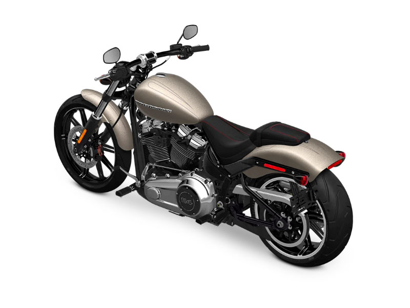 New 2018 Harley-Davidson Breakout® 114 Motorcycles in ...