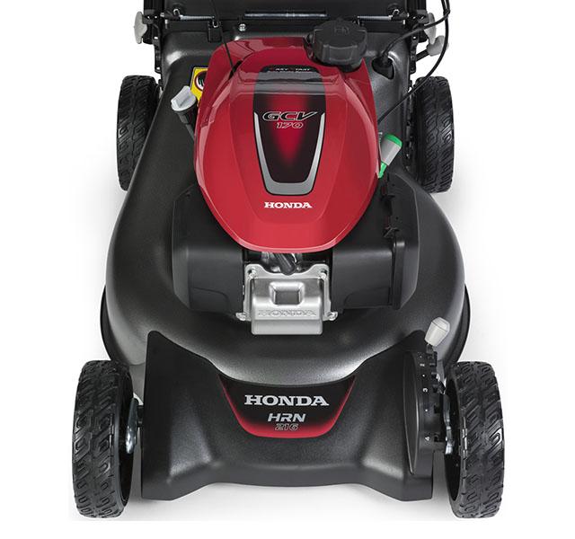 new 2019 honda power equipment hrn216vka gcv170 self propelled lawn mowers in norfolk  va