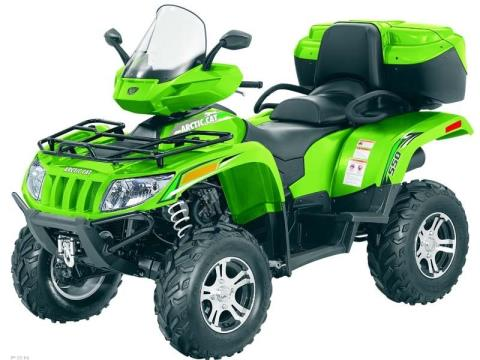 2012 Arctic Cat TRV® 550i Cruiser in Berlin, New Hampshire - Photo 1