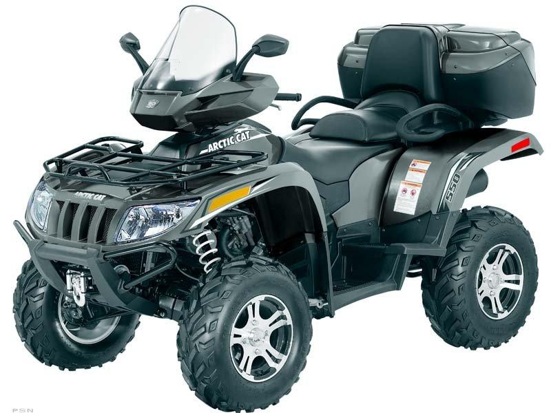 2012 Arctic Cat TRV® 550i Cruiser in Berlin, New Hampshire - Photo 2