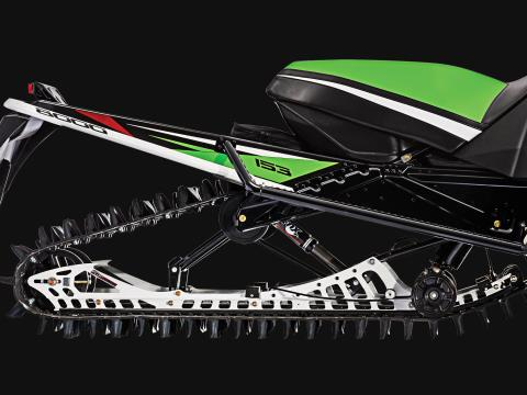 "2016 Arctic Cat M 6000 153"" Sno Pro in Roscoe, Illinois - Photo 5"