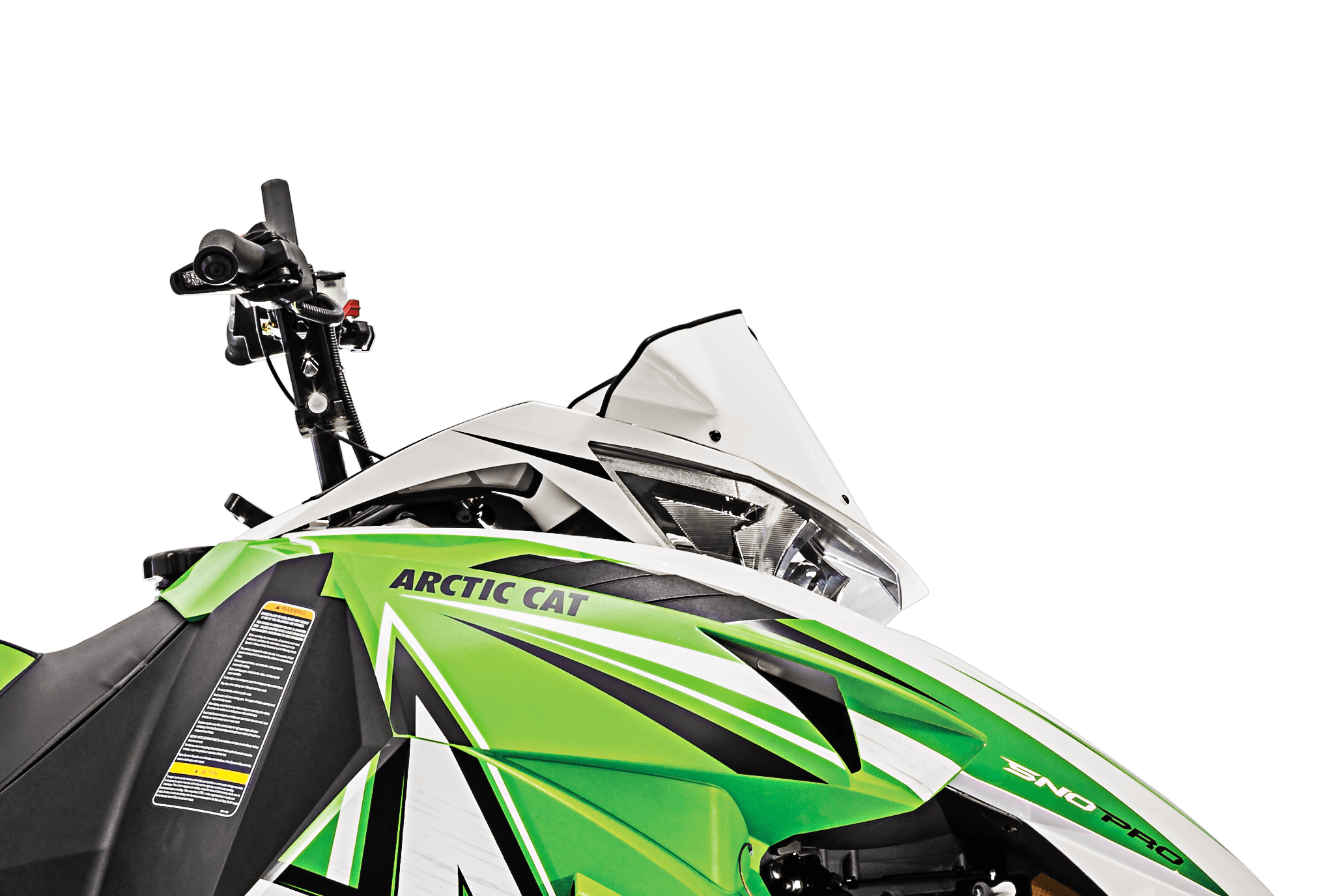 "2016 Arctic Cat M 6000 153"" Sno Pro in Roscoe, Illinois - Photo 2"