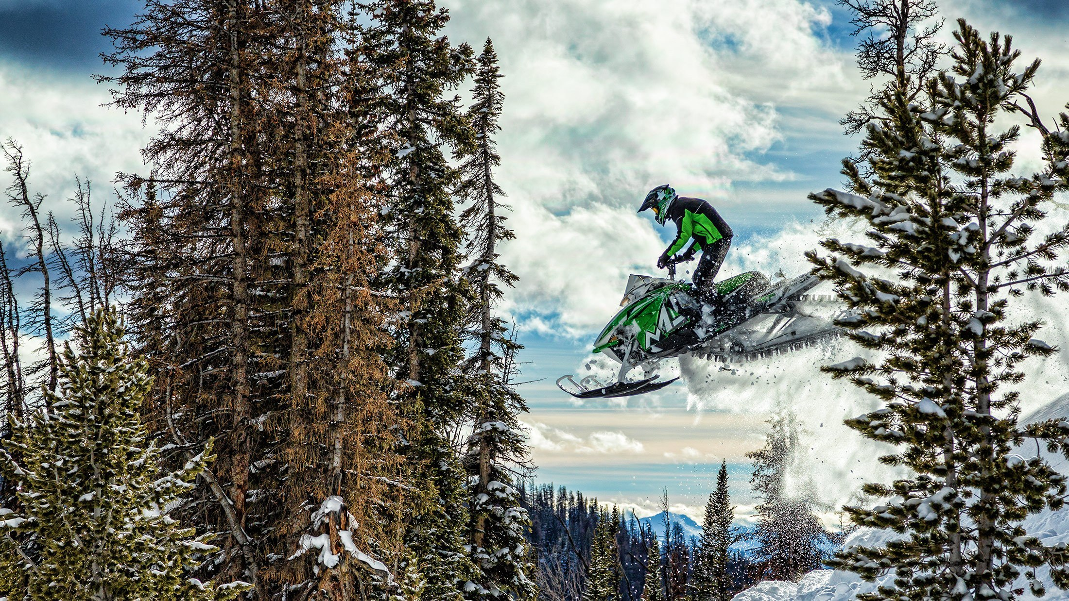 "2016 Arctic Cat M 7000 153"" Sno Pro ES in Fairview, Utah"