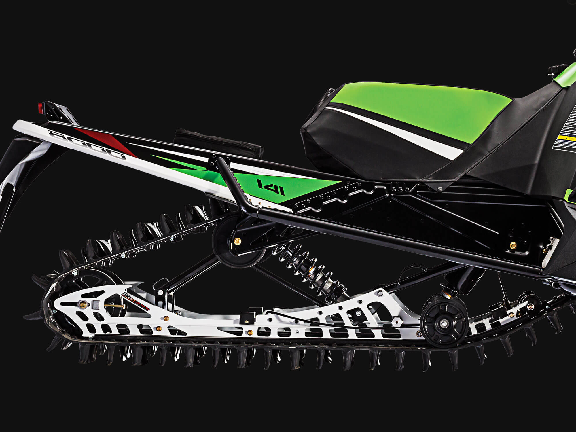 "2016 Arctic Cat M 8000 141"" SE in Twin Falls, Idaho - Photo 4"