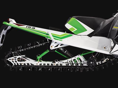 "2016 Arctic Cat M 8000 153"" HCR in Roscoe, Illinois"
