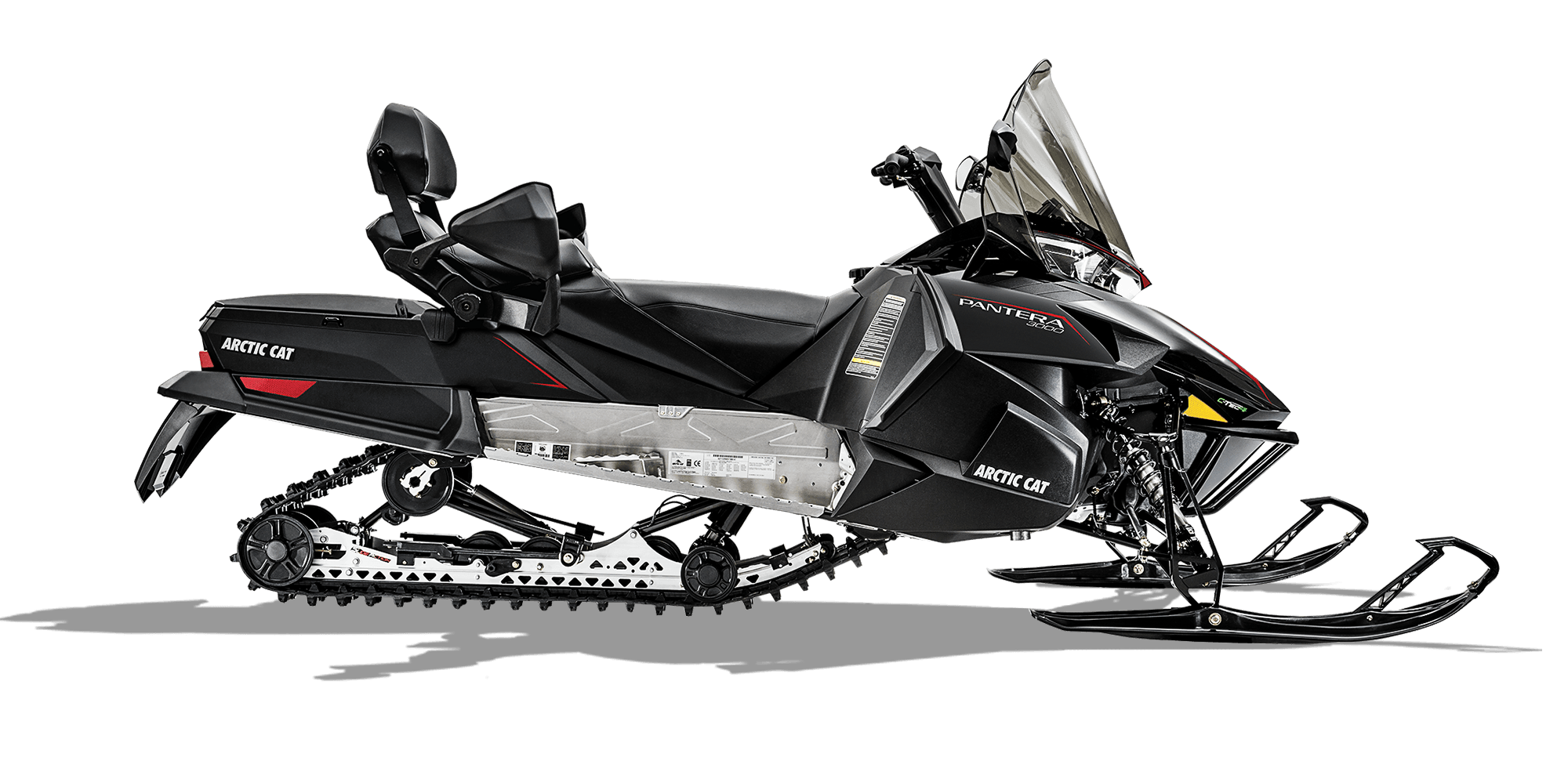 2016 Arctic Cat Pantera 3000  in Trego, Wisconsin