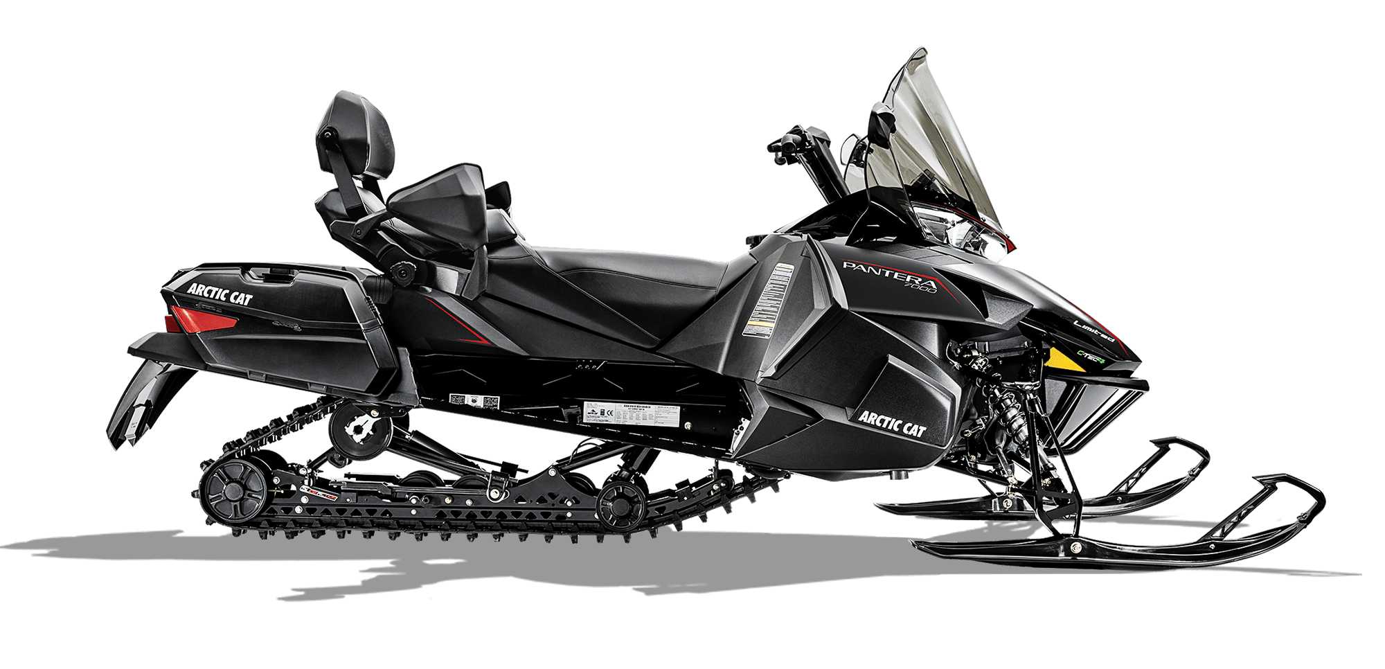 2016 Arctic Cat Pantera 7000  Limited in Roscoe, Illinois - Photo 1