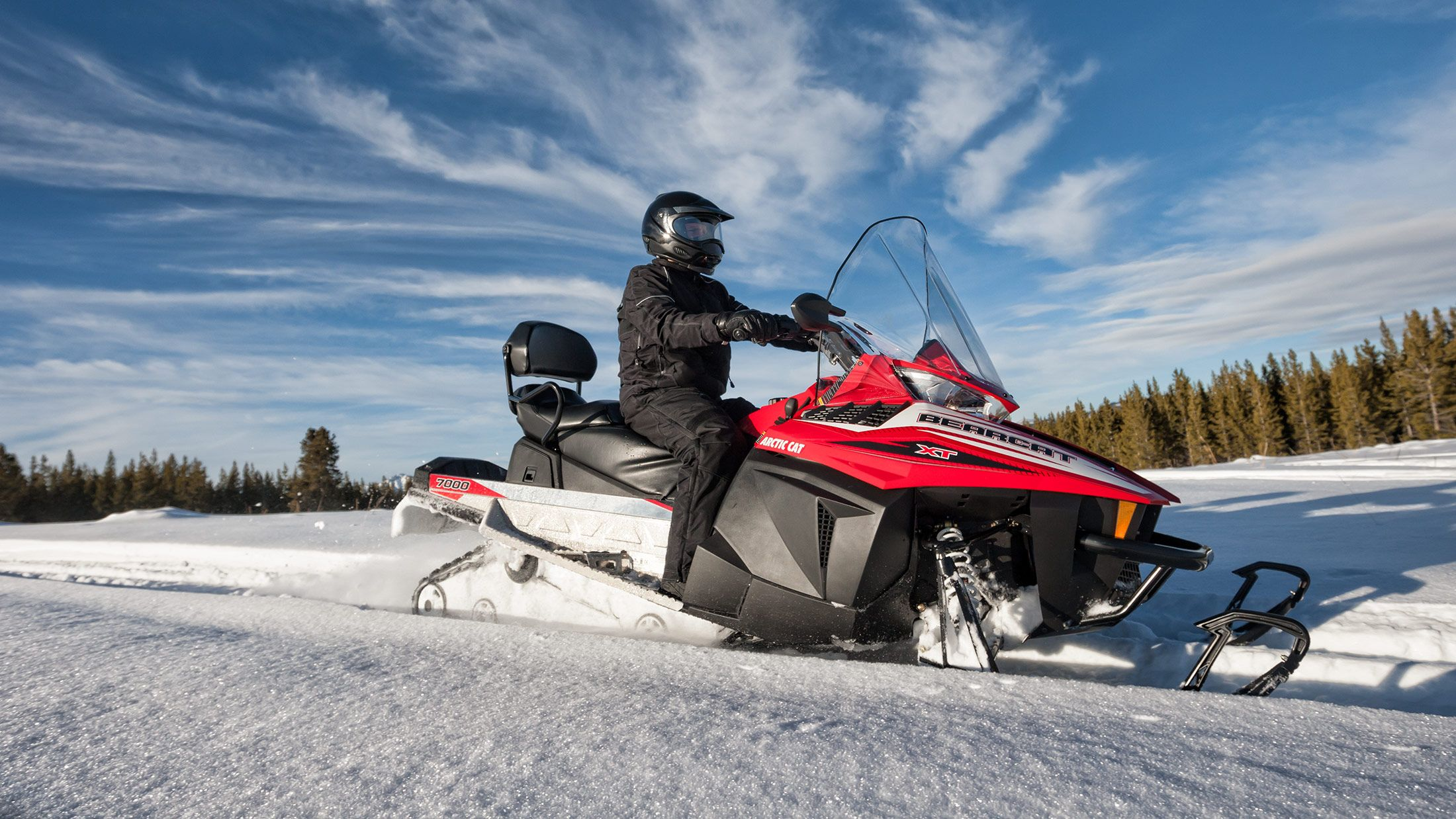 2016 Arctic Cat Bearcat 7000 XT in Roscoe, Illinois