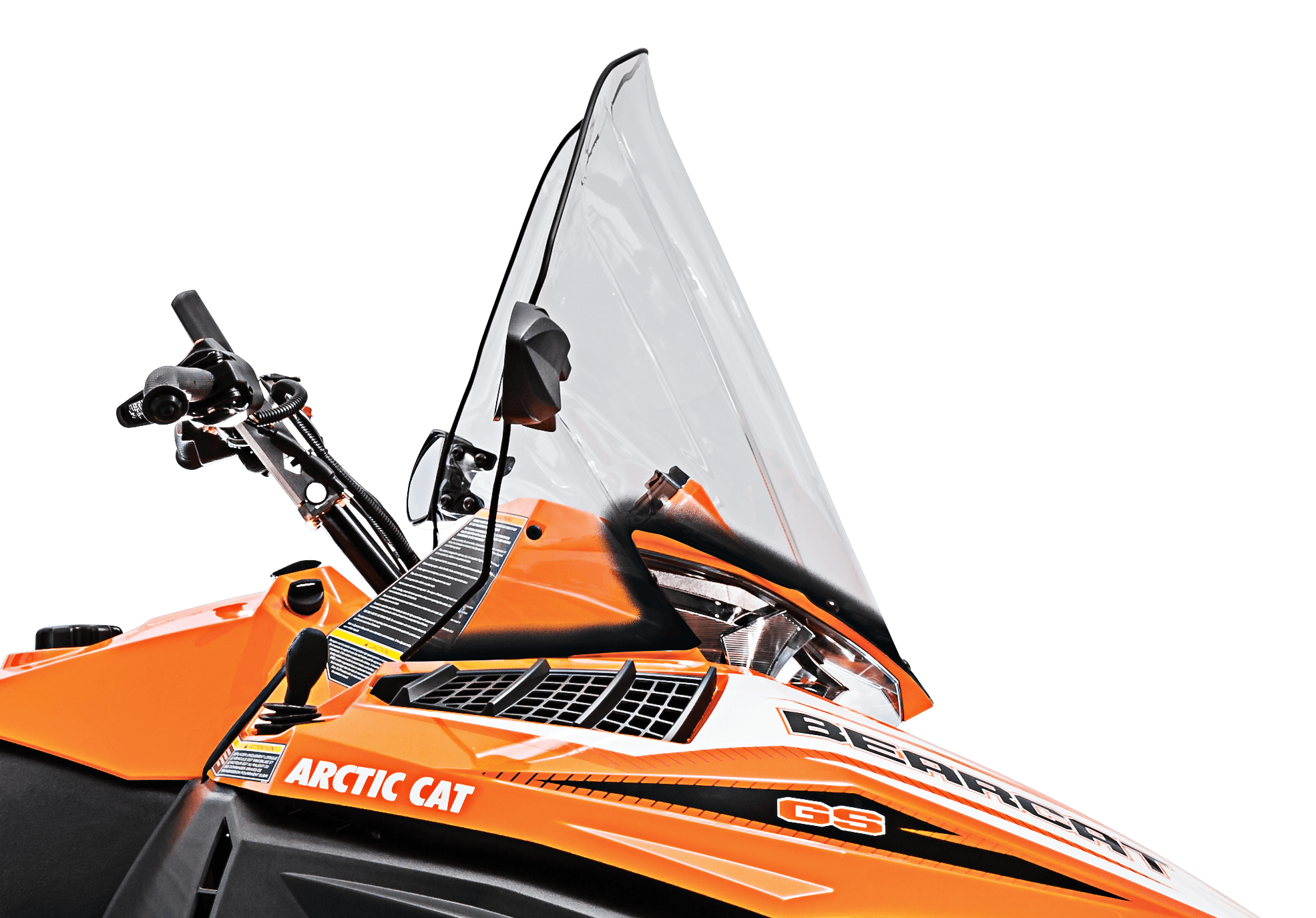 2016 Arctic Cat Bearcat 7000 XT GS in Hillsborough, New Hampshire