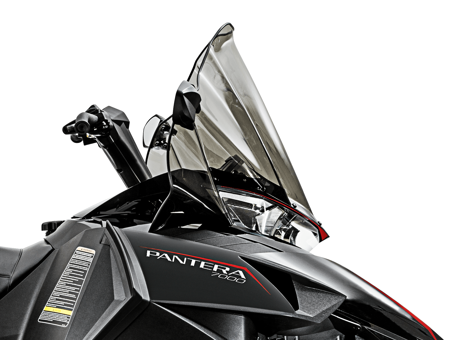 2016 Arctic Cat Pantera 7000 in Roscoe, Illinois - Photo 5