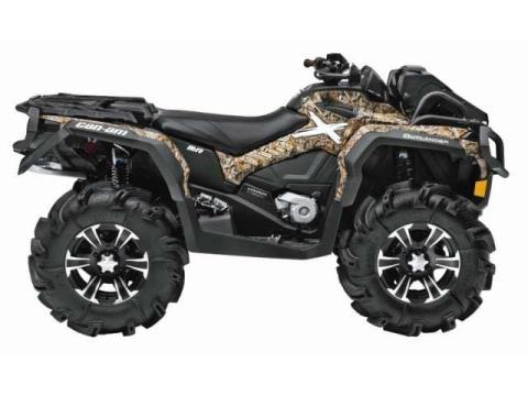 2014 Can-Am Outlander™ 1000 X® mr in Jesup, Georgia