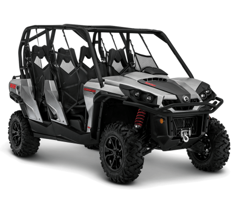 2015 Can-Am Commander™ Max XT™ 1000 in Morehead, Kentucky