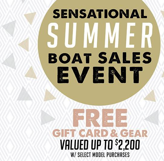 Regency Boats - Sensation Summer Event